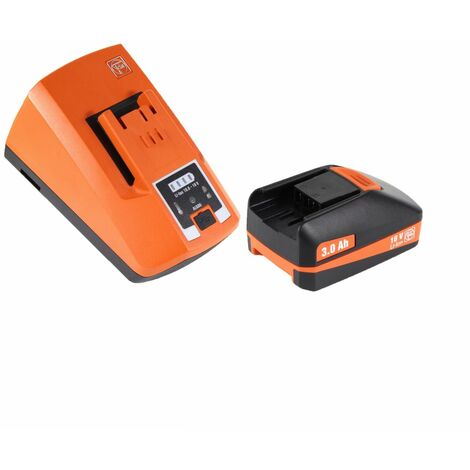 FEIN ASCD 18-200 W4 Visseuse à chocs sans fil 210 Nm 18V ( 71150764000 ) Set + Coffret de transport + 1x Batterie 3,0 Ah + Chargeur