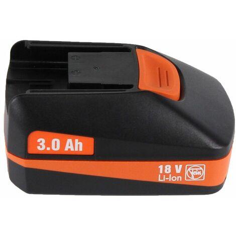 FEIN ASCD 18-200 W4 Visseuse à chocs sans fil 210 Nm 18V ( 71150764000 ) Set + Coffret de transport + 1x Batterie 3,0 Ah - sans chargeur