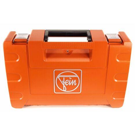 FEIN ASCD 18-200 W4 Visseuse à chocs sans fil 210 Nm 18V ( 71150764000 ) Set + Coffret de transport + 2x Batteries 6,0 Ah + Chargeur