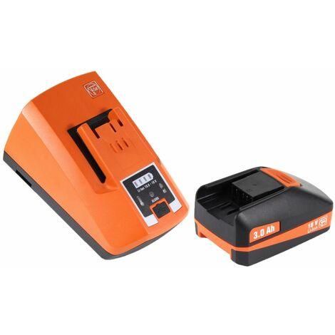 FEIN ASCM 18 QM Perceuse-visseuse sans fil - 4 vitesses 18V 90Nm ( 71161164000 ) Set + Coffret de transport + 1x Batterie 3,0 Ah + Chargeur