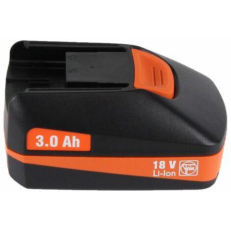 FEIN ASCM 18 QM Perceuse-visseuse sans fil - 4 vitesses 18V 90Nm ( 71161164000 ) Set + Coffret de transport + 1x Batterie 3,0 Ah - sans chargeur