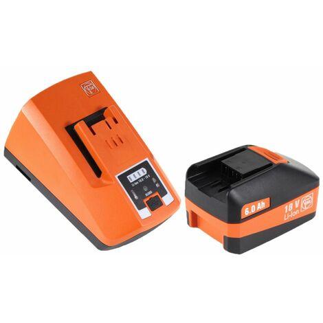 FEIN ASCM 18 QM Perceuse-visseuse sans fil - 4 vitesses 18V 90Nm ( 71161164000 ) Set + Coffret de transport + 1x Batterie 6,0 Ah +Chargeur