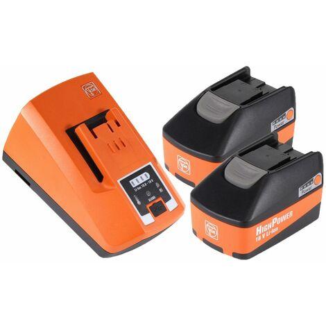 FEIN ASCM 18 QM Perceuse-visseuse sans fil - 4 vitesses 18V 90Nm ( 71161164000 ) Set + Coffret de transport + 2x Batteries 5,2 Ah + Chargeur