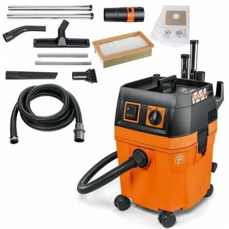 FEIN Aspirateur eau et poussière Dustex 35 L Set pro - 92036060000