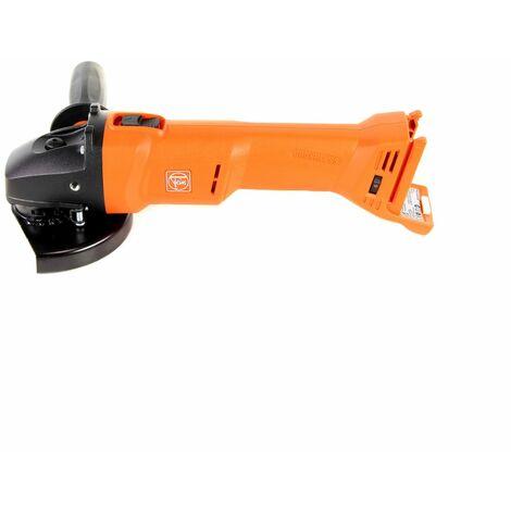 FEIN CCG 18-125 BL Meuleuse d'angle sans fil 18V 125mm ( 71200262000 ) + Coffret de transport + 1x Batterie High Power 5,2 Ah + Chargeur