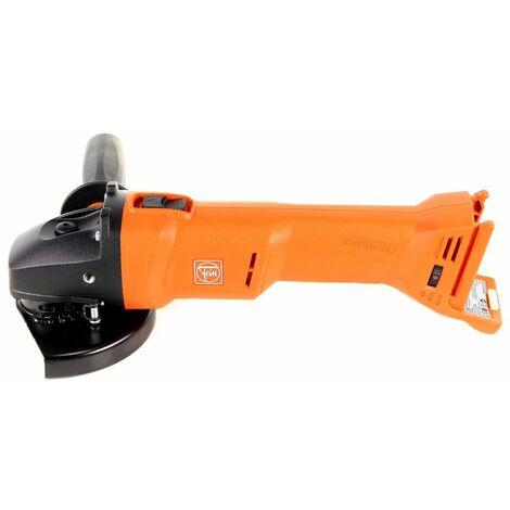 FEIN CCG 18-125 BL Meuleuse d'angle sans fil 18V 125mm ( 71200262000 ) + Coffret de transport + 1x Batterie 3,0 Ah - sans Chargeur