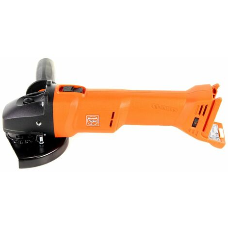 FEIN CCG 18-125 BL Meuleuse d'angle sans fil 18V 125mm ( 71200262000 ) + Coffret de transport + 1x Batterie 6,0 Ah - sans Chargeur