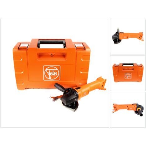 FEIN CCG 18-125 BL Select Akku Winkelschleifer 18V 125mm ( 71200262000 ) im Koffer - ohne Akku und Ladegerät