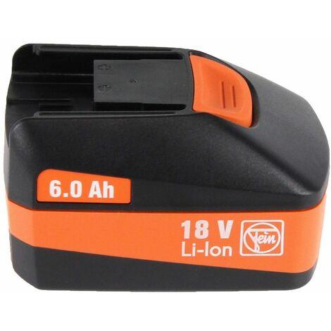 FEIN CCG 18-125 BLPD Akku Winkelschleifer 125 mm 18V ( 71200462000 ) im Koffer mit 6,0 Ah Akku - ohne Lader