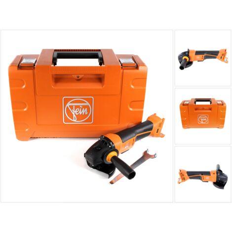 FEIN CCG 18-125 BLPD Select Akku Winkelschleifer 125mm 18V ( 71200462000 ) + Koffer - ohne Akku und Ladegerät