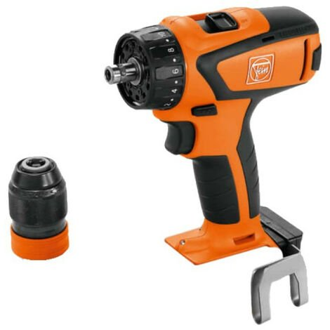 FEIN drill/driver - Select - 18V - ASCM 18 QSW - without battery and charger - 71161064000