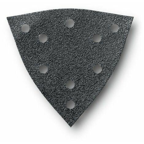 Fein Feuilles abrasives, perforées Grain 40, 16 Pce - 63717292020