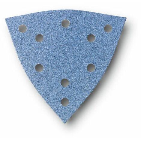 Fein Feuilles abrasives, zircon Grain 80, 12 Pce - 63717300010