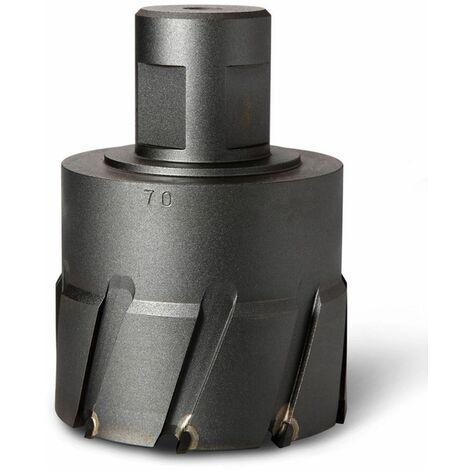 Fein Fraise HM Ultra 100 avec porte-outil Weldon 32, perçage Ø 85 mm - 63127818010