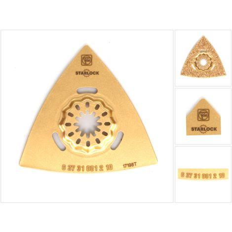 FEIN Hartmetall Raspel Starlock Dreiecksform ( 63731001210 )