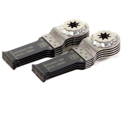 FEIN Hoja de sierra universal E-Cut Starlock Plus Bimetal / 60 x 44 mm ( 63502152210 )