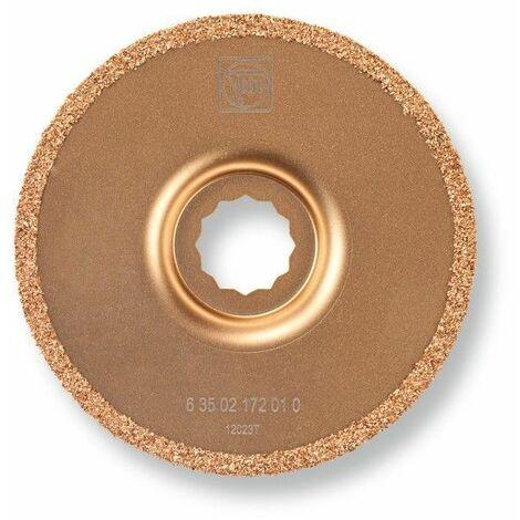 Fein Lame à concrétion carbure 1 Pce | Ø105 mm | 2,2 mm - 63502172010
