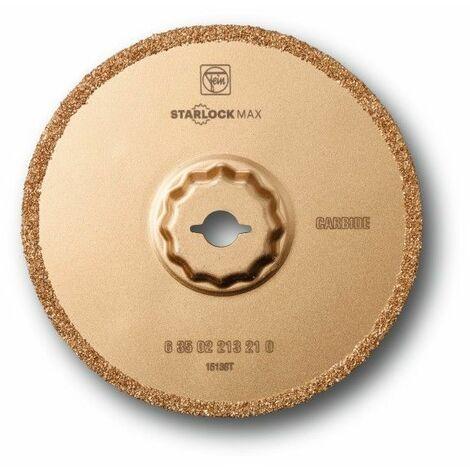 Fein Lame à concrétion carbure SLM Ø 105 x 2,2, 5 Pce - 63502213230