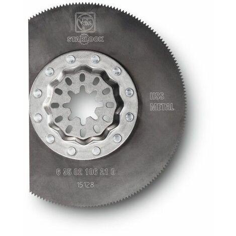 FEIN Lame de scie segment HSS 85mm STARLOCK - 106