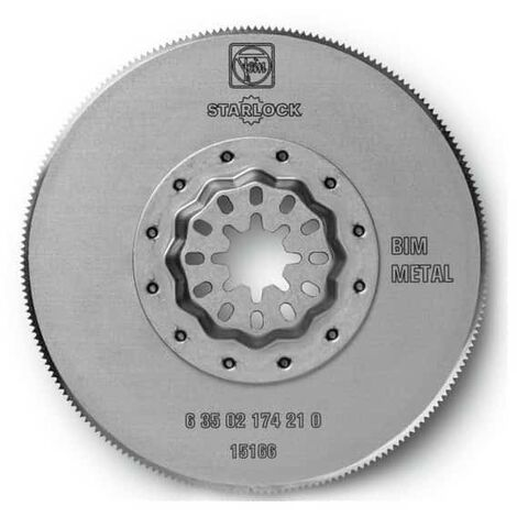 FEIN Lames de scie HSS 85 mm Starlock - 174
