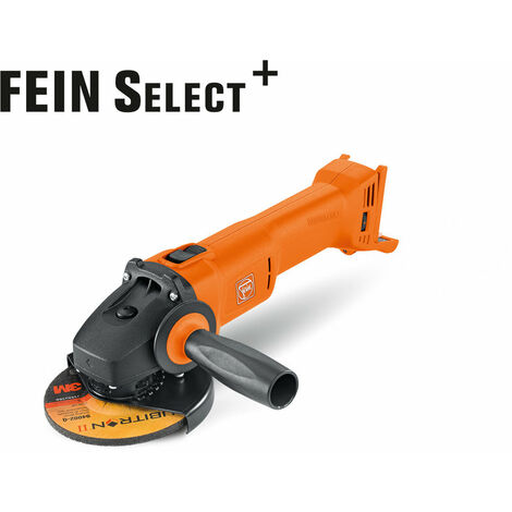 Fein Meuleuse d angle sans fil � 125 mm CCG 18 125 BL Select 71200262000