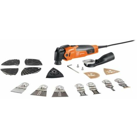 Fein Oszillierer MultiMaster TOP SL FMM350 QSL 220-230V 50Hz - 72295261000