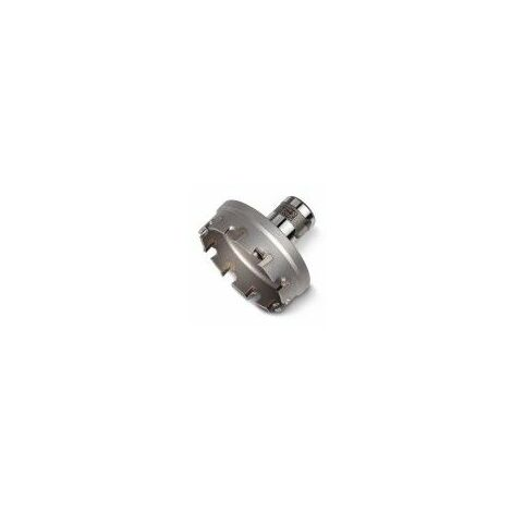 Fein Scie-cloche au carbure de tungstène avec emmanchement QuickIN PLUS Perçage 68 mm - 63131068010