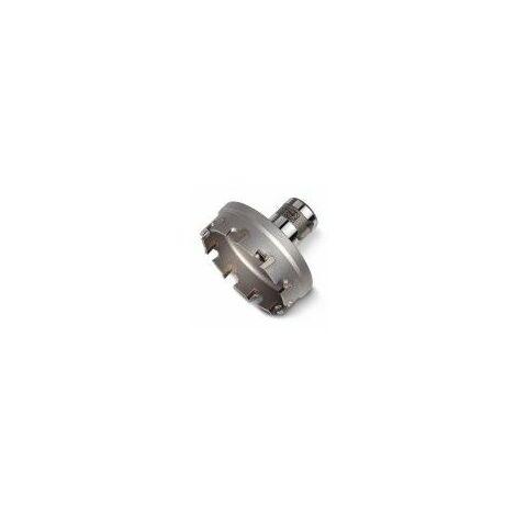 Fein Scie-cloche au carbure de tungstène avec emmanchement QuickIN PLUS Perçage 75 mm - 63131075010