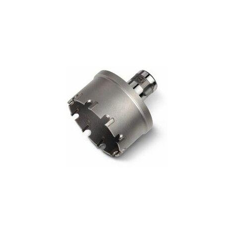 Fein Scie-cloche au carbure de tungstène pour tubes avec emmanchement QuickIN PLUS Perçage 60 mm - 63131460010