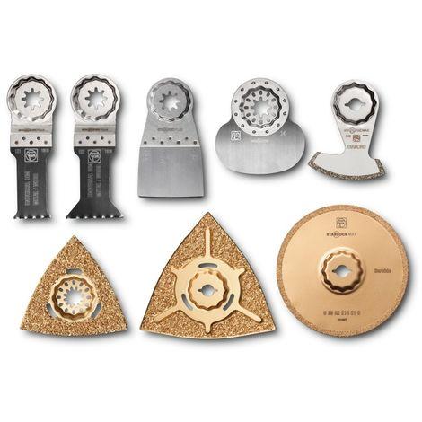haut de gamme authentique rechercher le dernier fournisseur officiel Fein Set accessoires Rénovation de carrelage - 35222946030