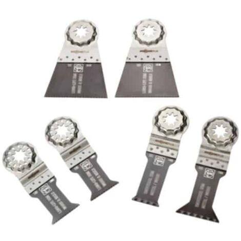 FEIN Set d'accessoires Best of E-Cut StarlockPlus Bois/Métal - 35222967030