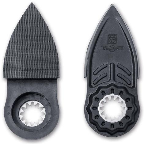 Fein Starlock Finger Shape Sanding Pad 2 Piece 63806159220