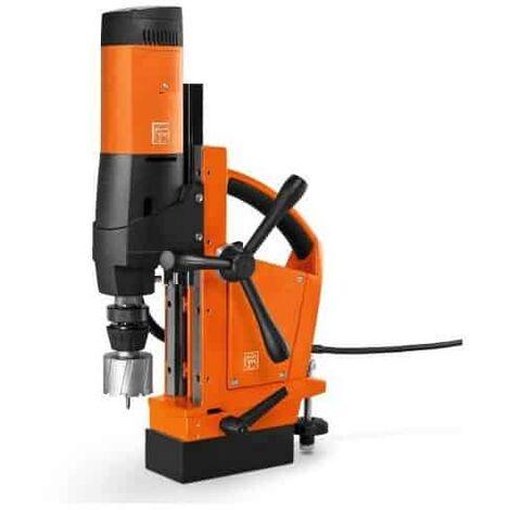 FEIN Unité de perçage pour métal 1 460W jusqu à Ø 65 mm KBM65QF