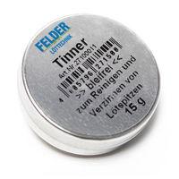 Felder Soldering Tips Tinner lead free, 15g, flux DIN EN 29454