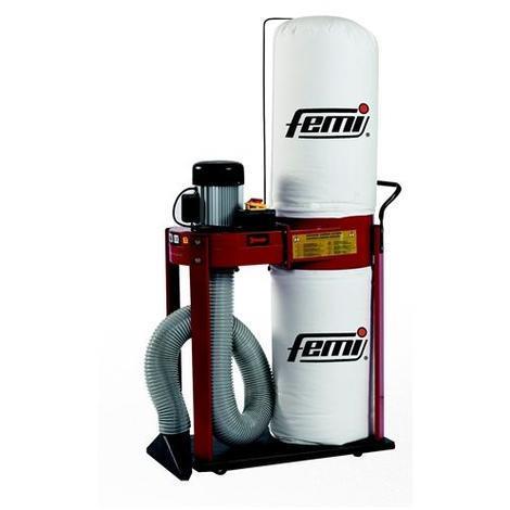 Femi - Aspirateur d'atelier 900W 950 m3/h - 350 Plus