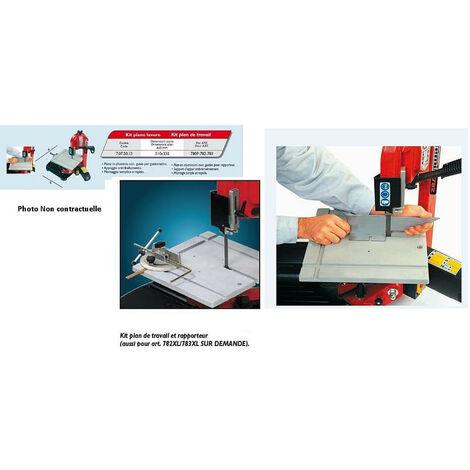 Femi - Kit de encimera para las sierras de cinta de acero Femi