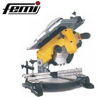 Femi - Scie à onglet avec table supérieure 1200W Lame Ø210mm - TR 076