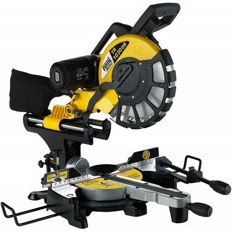 FEMI TR1030DB - Ingletadora telescópica 300mm, color amarillo