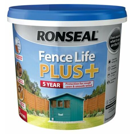 Fence Life Plus+ Teal 5 Litre (RSLFLPPTE5L)