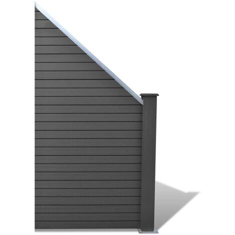 Fence Panel WPC 105x - Grey