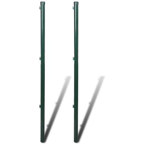 Fence Post 2 pcs 200cm