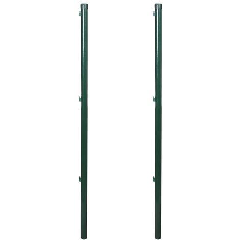 Fence Posts 2 pcs 115 cm