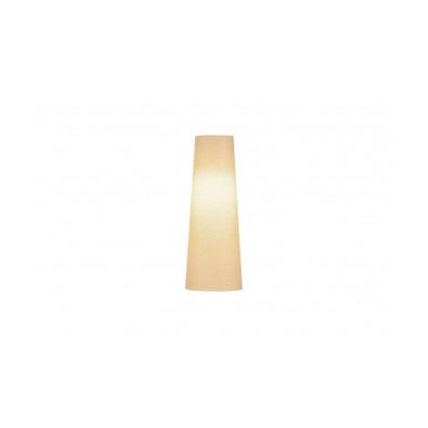 FENDA, abat-jour, conique, Ø 15cm, beige - beige