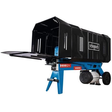 Fendeur de bûches horizontal 230V 2.3kW 7T HL750S avec roues SCHEPPACH - 5905216901