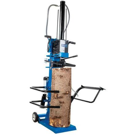 Fendeur de bûches vertical SCHEPPACH 10T - 3700W - Triphasé - HL1020