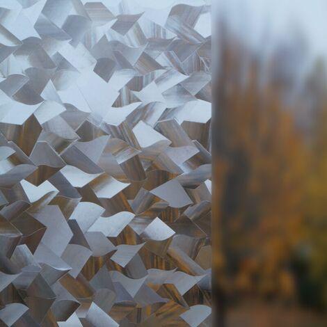 Fensterfolie 3D-Fläche 45x150cm