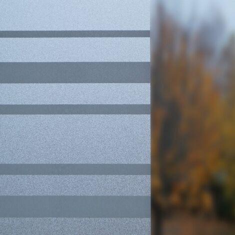 Fensterfolie Vitrostatic Streifen 67,5x150cm