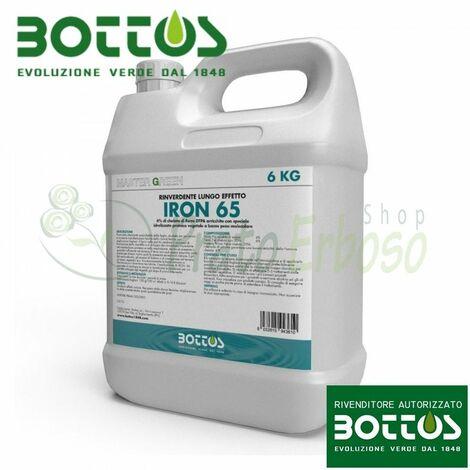 Fer 65 - liquide Engrais pour la pelouse, 6 kg