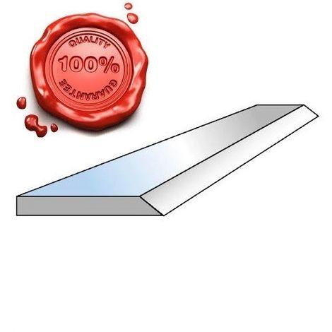 Fer de dégauchisseuse 260 x 25 x 3.0 mm - HSS 18% Top qualité !