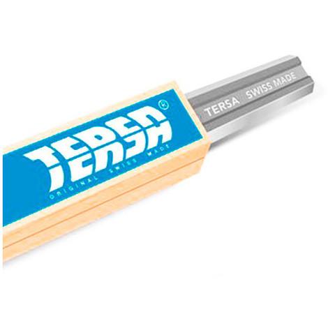 Fer réversible TERSA MD carbure 260 x 10 x 2,3 mm (le fer) - TERSA - HM260 - -